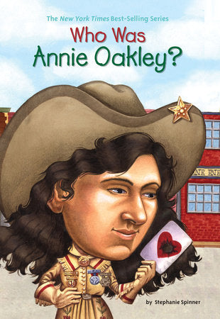 Who was annie oakley children's book educational female girl power