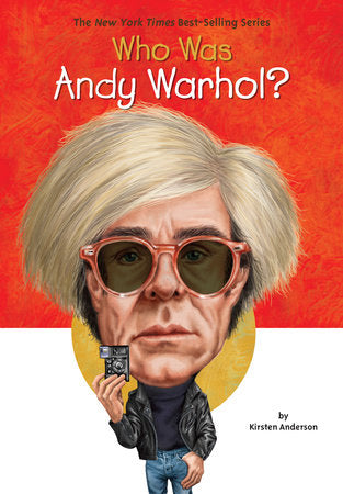 who was andy warhol artist pop art advertising modern movement children's book education