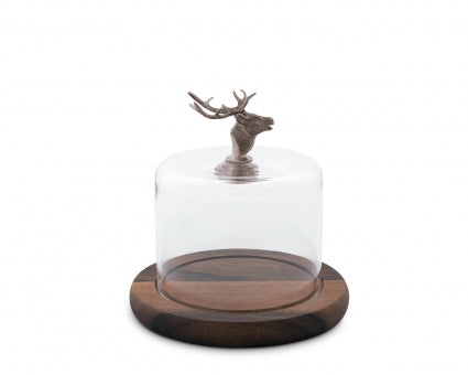 Elk Covered Wood Cheese Board
