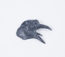 Load image into Gallery viewer, 2004 Prix de West Bolo, Calling Raven by Tony Angell collection bronze