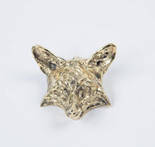 Load image into Gallery viewer, 2010 Prix de West collector's bolo red fox by richard loffler gold