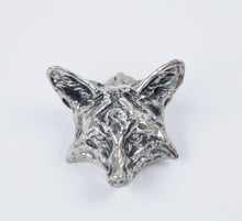 Load image into Gallery viewer, 2010 Prix de West collector's bolo red fox by richard loffler silver
