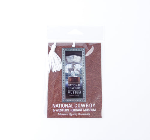 national cowboy and western heritage museum book mark end of the trail statue james earl fraser marble native american on horseback