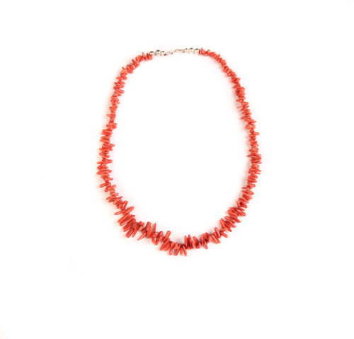 Pacific Coral Necklace