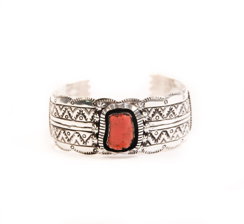 Large Noble Coral Cuff