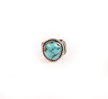 Load image into Gallery viewer, Morenci Turquoise Ring