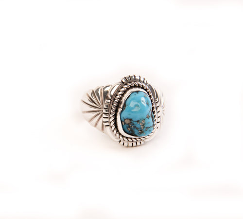 Turquoise Ring, Sleeping Beauty