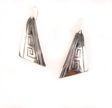 Load image into Gallery viewer, Silver Overlay Earrings, Assorted Styles