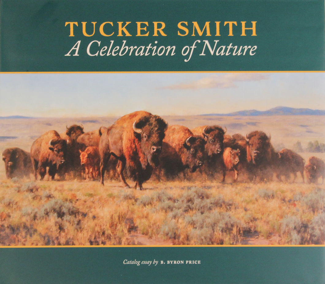 Tucker Smith: A Celebration of Nature (Paperback)