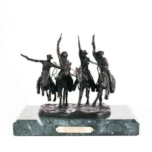 Coming Through The Rye by Frederic Remington (SMALL)