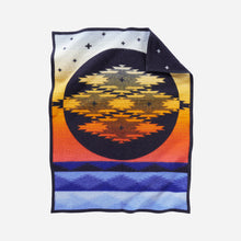 Load image into Gallery viewer, Moon Dance Crib Blanket