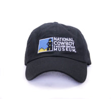 Load image into Gallery viewer, National Cowboy Museum Logo Cap