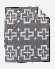 Load image into Gallery viewer, San Miguel robe blanket throw Pendleton Woolen MIlls home gift saint michael wool cotton western American made