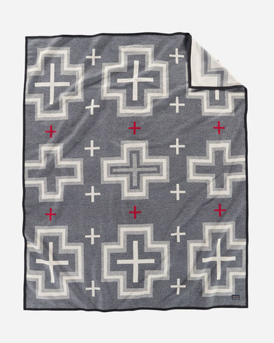 San Miguel robe blanket throw Pendleton Woolen MIlls home gift saint michael wool cotton western American made