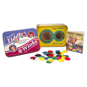 tiddly winks toy tin nostalgia for kids and parents