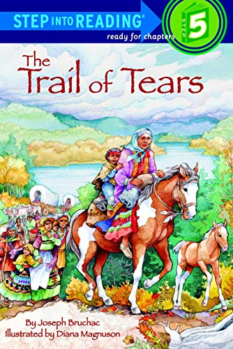 the trail of tears native american removal the cherokees step into reading step 5 kids learn to read
