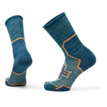 Load image into Gallery viewer, Pendleton woolen mills adventurer socks blue medium cushion arch support merino wool performance