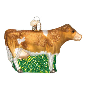 Dairy Cow Ornament