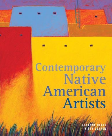 contemporary native american artists book history biography photography suzanne deats