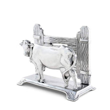 Load image into Gallery viewer, Cow Napkin Holder