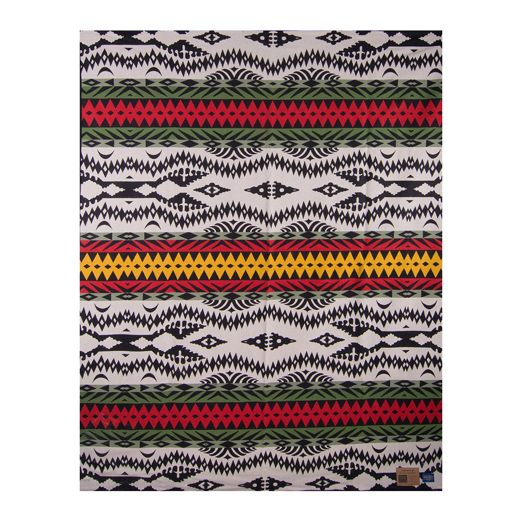 Pendleton National Cowboy and Western Heritage Museum legacy blanket 50 years special edition limited wool throw