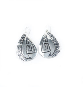 Teller Drop Earrings