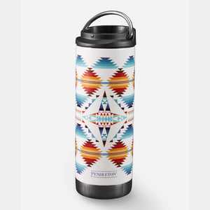 falcon cove sunset tumbler coffee mug by klean kanteen native american tribal pattern