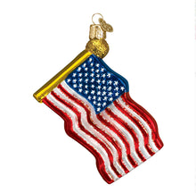 Load image into Gallery viewer, Star Spangled Banner Ornament