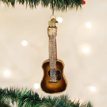 Load image into Gallery viewer, Guitar Ornament
