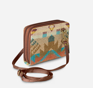 Pendleton Wallet on a Strap, Journey West