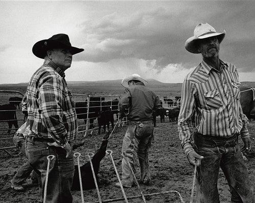 Open Range: America's Big-Outfit Cowboy