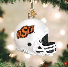 Load image into Gallery viewer, Oklahoma State University Helmet Ornament