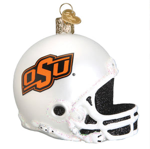Oklahoma State University Helmet Ornament