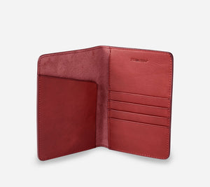 Leather Embossed Passport Holders
