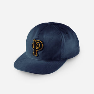Pendleton woolen mills patch p hat navy blue baseball cap ballcap