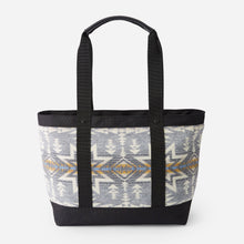 Load image into Gallery viewer, Pendleton Plains Star Zip Tote