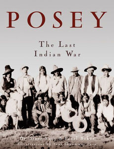 Posey last indian war book history native american 1923 Ute white settlers San Juan River region Utah