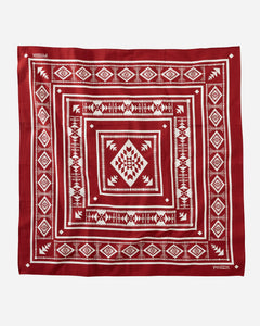 Pendleton Jumbo Bandana, Basketmaker Red
