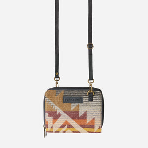 Pendleton Wallet on a Strap, Rock Creek