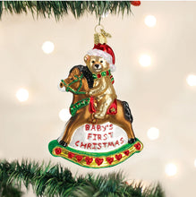 Load image into Gallery viewer, Baby's First Ornament