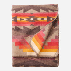 Sierra Ridge Craftsman Blanket