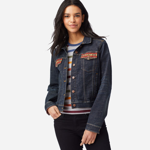 Pendleton Sierra Ridge Denim Jacket