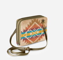Load image into Gallery viewer, Pendleton Wallet on a Strap, Taos Trail