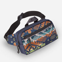 Load image into Gallery viewer, Pendleton Journey West Waist Pack, Slate