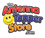 World's Largest Antenna Topper Store for Cars, Trucks and SUV's!