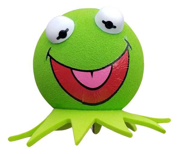 The Muppets Kermit the Frog Car Antenna Topper / Desktop Bobble Buddy