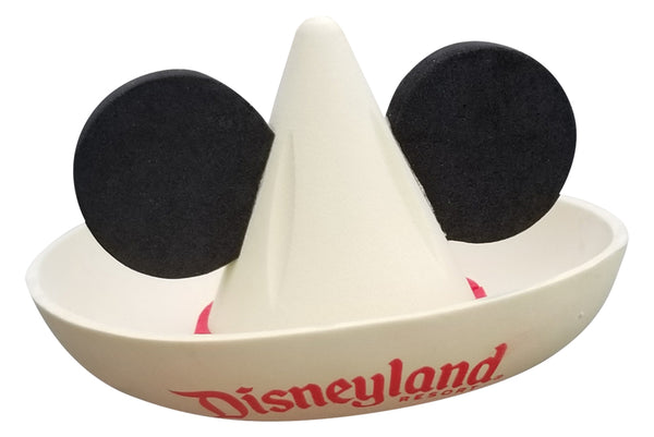 Disneyland Resort Mickey w/ Sombrero Hat Car Antenna Topper / Desktop Bobble Buddy
