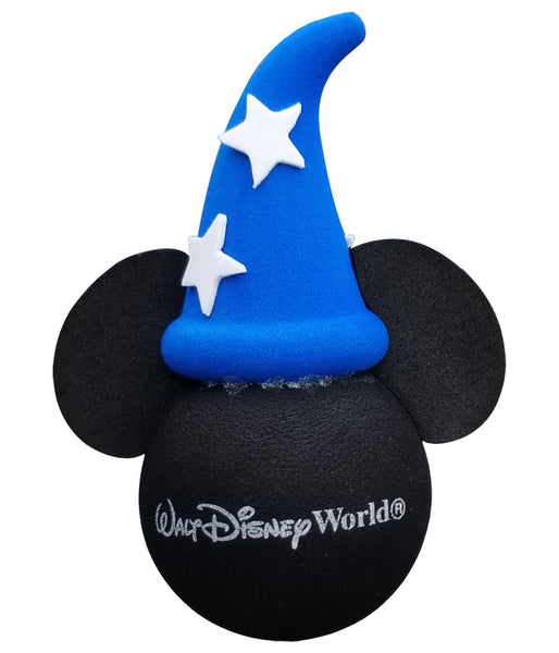 *Last one* Disney Fantasia Sorcerer Mickey Car Antenna Topper / Desktop Bobble Buddy (Walt Disney World)
