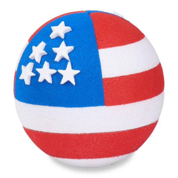Coolballs American USA Patriotic Flag (2 Sided) Car Antenna Ball / Desktop Bobble Buddy