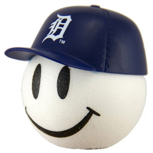 Detroit Tigers Cap Head Car Antenna Topper / Desktop Bobble Buddy (MLB Baseball)